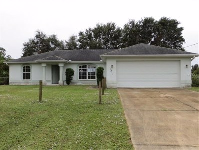 1551 Snover Avenue, North Port, FL 34286 - MLS#: C7246471