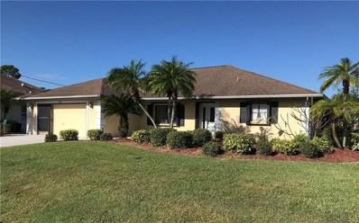 523 Hallcrest Terrace, Port Charlotte, FL 33954 - MLS#: C7246496