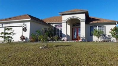 3820 NW 43RD Place, Cape Coral, FL 33993 - MLS#: C7246814