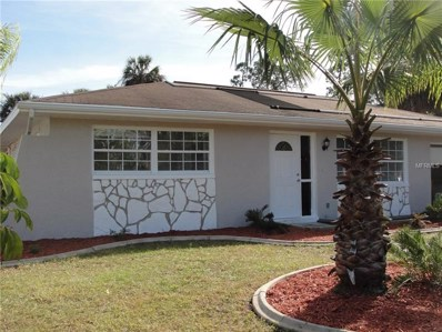 1378 Kenmore Street, Port Charlotte, FL 33952 - MLS#: C7246874