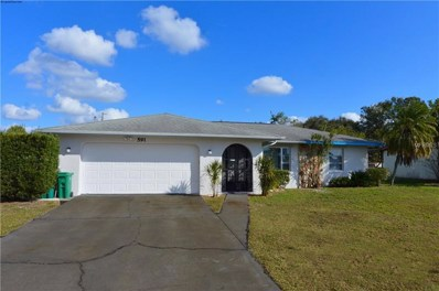 591 Norwood Street NW, Port Charlotte, FL 33952 - MLS#: C7247045