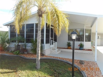 15550 Burnt Store Rd Road UNIT 144, Punta Gorda, FL 33955 - MLS#: C7247054