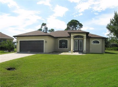 2956 Peace River Drive, Punta Gorda, FL 33983 - MLS#: C7247121