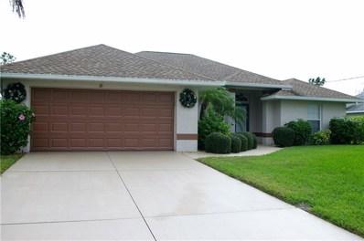 10 Long Meadow Lane, Rotonda West, FL 33947 - MLS#: C7247149
