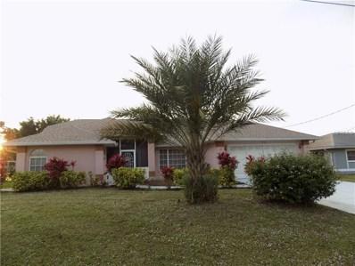 5587 Barlow Terrace, North Port, FL 34287 - MLS#: C7247237