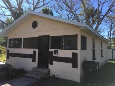 418 Pleasant Street, Daytona Beach, FL 32114 - MLS#: C7247470