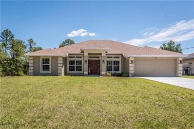 447 Bowman Terrace, Port Charlotte, FL 33953 - MLS#: C7247486