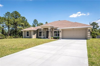 439 Bowman Terrace, Port Charlotte, FL 33953 - MLS#: C7247492