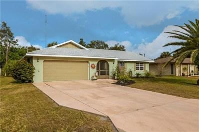 1006 Malay Terrace NW, Port Charlotte, FL 33948 - MLS#: C7247650