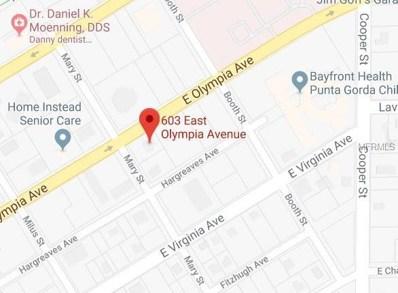 603 E Olympia Avenue, Punta Gorda, FL 33950 - MLS#: C7248093