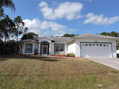 2593 Bay City Terrace, North Port, FL 34286 - MLS#: C7248096