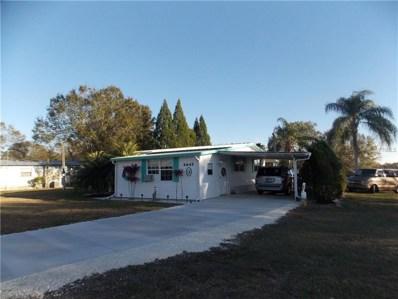 4645 Desoto Street, Arcadia, FL 34266 - MLS#: C7248208