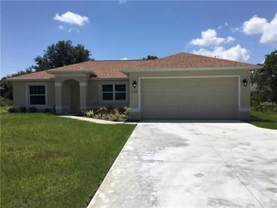 1695 Hazelton Avenue, North Port, FL 34286 - MLS#: C7248463