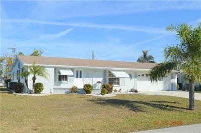 136 Cambridge Drive NW, Port Charlotte, FL 33952 - MLS#: C7248559