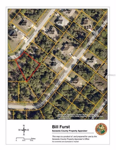 Strawberry Terrace, North Port, FL 34286 - MLS#: C7249098