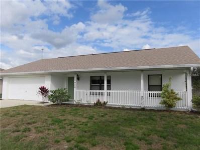 1840 Logsdon Street, North Port, FL 34287 - MLS#: C7249124