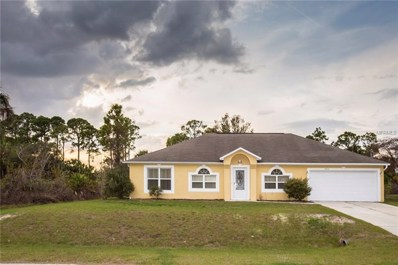 2634 Alhaven Terrace, North Port, FL 34286 - MLS#: C7249197
