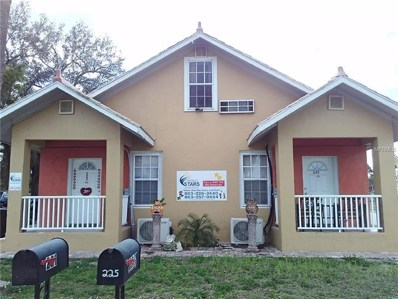 225 W Effie Street, Arcadia, FL 34266 - MLS#: C7249235