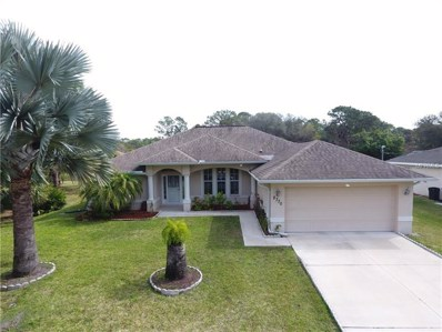 2770 Trianna Street, North Port, FL 34291 - MLS#: C7249286