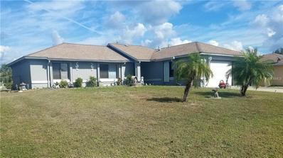 2458 Lake View Boulevard, Port Charlotte, FL 33948 - MLS#: C7249307