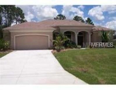 1276 Ramrod Street, North Port, FL 34288 - MLS#: C7249458