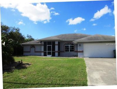 2103 Cornelius Boulevard, Port Charlotte, FL 33953 - MLS#: C7249566