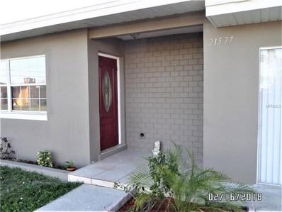21577 Gibralter Drive, Port Charlotte, FL 33952 - MLS#: C7249570