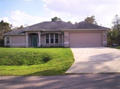 6677 Babbit Avenue, North Port, FL 34291 - MLS#: C7249642