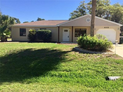 4112 Blueridge Street, North Port, FL 34287 - MLS#: C7249753