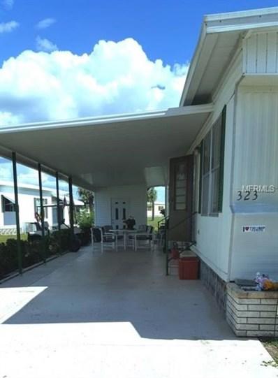 323 Trailorama Drive, North Port, FL 34287 - MLS#: C7249872