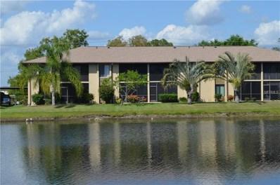 4016 Oakview Drive UNIT J7, Port Charlotte, FL 33980 - MLS#: C7249883