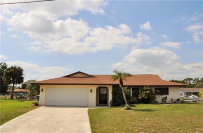 140 Barre Drive NW, Port Charlotte, FL 33952 - MLS#: C7249898