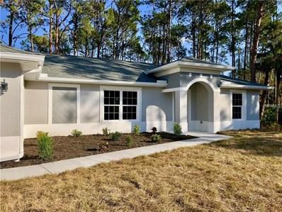 3549 Eagle Pass Street, North Port, FL 34286 - MLS#: C7249985