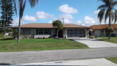 186 N Waterway Drive NW, Port Charlotte, FL 33952 - MLS#: C7250018