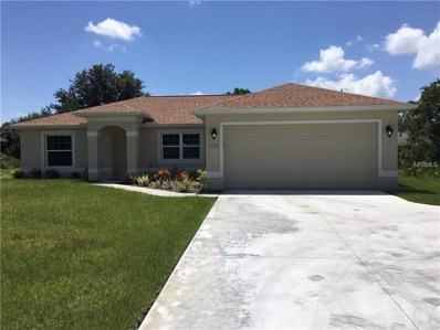 1686 Squaw Lane, North Port, FL 34286 - MLS#: C7250298