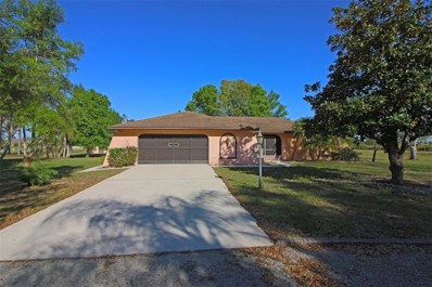 3500 Hidden Valley Circle, Punta Gorda, FL 33982 - MLS#: C7250307