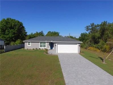 4507 Atwater Dr, North Port, FL 34288 - MLS#: C7250631
