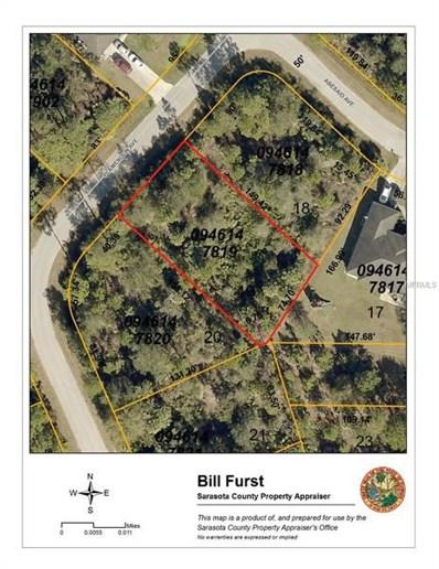 Plamendon Avenue, North Port, FL 34291 - MLS#: C7250639