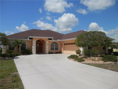 12874 SW Kingsway Circle, Lake Suzy, FL 34269 - MLS#: C7250883