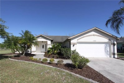 142 Orlando Boulevard, Port Charlotte, FL 33954 - MLS#: C7250928