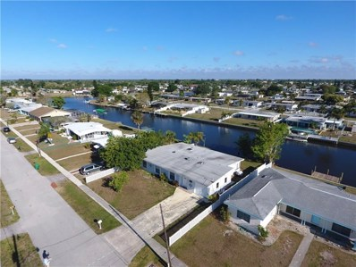 545 Lindley Terrace, Port Charlotte, FL 33952 - MLS#: C7251400