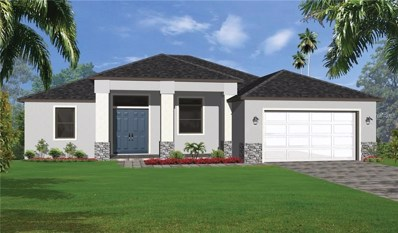 Lot 4 Albren Street, North Port, FL 34286 - MLS#: C7251435
