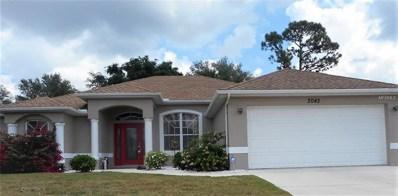 2042 Brancusi Avenue, North Port, FL 34288 - MLS#: C7251534