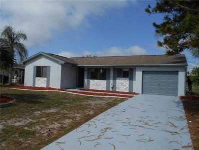 4057 Rose Arbor Circle, Port Charlotte, FL 33948 - MLS#: C7400039