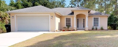 2857 Sheboygan Avenue, North Port, FL 34286 - MLS#: C7400064