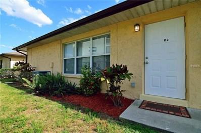 21150 Gertrude Avenue UNIT E-2, Port Charlotte, FL 33952 - MLS#: C7400152