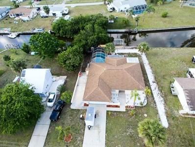 158 Barre Drive NW, Port Charlotte, FL 33952 - MLS#: C7400185