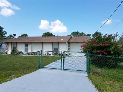 5241 Prime Terrace, North Port, FL 34286 - MLS#: C7400193