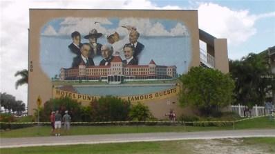 150 Harborside Avenue UNIT 132, Punta Gorda, FL 33950 - MLS#: C7400282