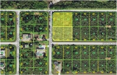 13138 Feldspar Avenue, Port Charlotte, FL 33981 - MLS#: C7400317